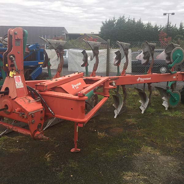 Kverneland Lo85 300 Plough For Uk