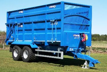 Stewart Trailer Hire For Lincolnshire Firm
