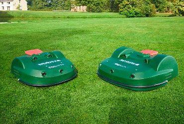 New Groundcare Franchise AMS Robotics